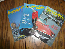 Ford Service Life 1978 Fall 1980 Summer 1986 Fall Winter - Vintage