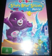 Care Bears - Share Bear Shines Movie (Australia Region 4) DVD - New