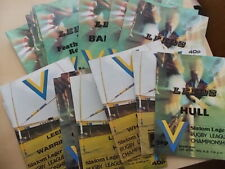 More details for job lot of 25 rugby league programmes all featuring leeds homes 1982 & 1983