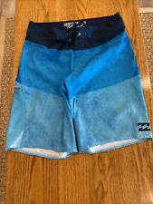New listing Billabong PlatinumX - Swimming Shorts - Light Blue - Recycler - Size 31