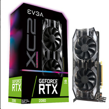 NEW EVGA GeForce RTX 2080 XC ULTRA GAMING 08g-p42183 NIB