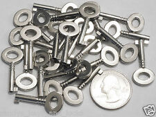 Small Jewelry Box Keys Open Barrel Small Lock Keys {Lot of 25} Jewelry Craft >