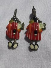 TARATATA - Boucles d'oreilles collection Marcelle - Earrings signed - Collector