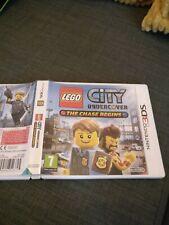 Lego City Undercover: comienza la caza (Nintendo 3DS, 2013)