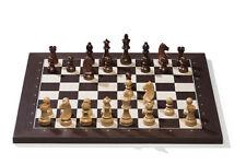 """DGT-Schachbrett Wenge mit Figuren """"CLASSIC"""" oder """"Timeless"""""""