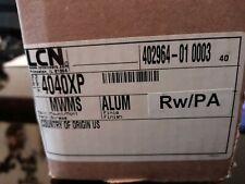 LCN Allegion Aluminum Door Closer Arm RW/PA 4040XP New