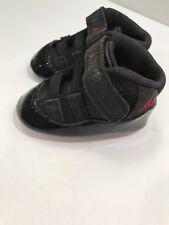 89c71025fc05 Nike Air Jordan 11 Retro Black Concord Infant Size 2C