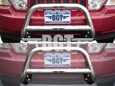 """BGT 2008-2012 JEEP LIBERTY FRONT BULL """"A"""" BAR BUMPER GUARD PROTECTOR S/S"""