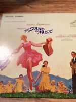 The Sound Of Music Original Soundtrack LP 1965 RCA Stereo Booklet Vinyl Record