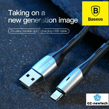 Baseus Lightning Cable Fast Charging Cable for iPad iPhone 11 Pro MaX XS 8 7 6
