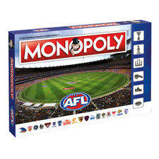 Monopoly AFL Revised Edition Board Game NEW