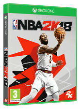 NBA 2K18 (Microsoft Xbox One, 2017)