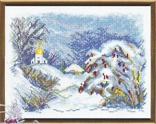 Cross Stitch Kit Winter art.176