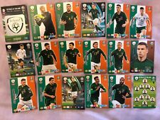 PANINI ADRENALYN XL EURO 2020 FULL TEAM SET OF 18 REPUBLIC OF IRELAND CARDS MINT