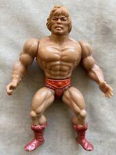 Original Vintage HE-MAN Masters of the Universe MOTU Mattel 1981 Taiwan