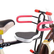 Bicycle Front Seat Safety Stable Baby Child Kids Chair Carrier Sport Seats UK