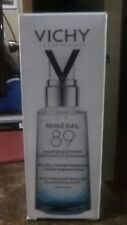 Vichy Mineral 89 Hyaluronic Acid Face Moisturizer 50ml , EXP. 2020 ( FREE GIFT)