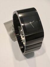 Philippe Starck PH5031 Women's Analog Black Mirror BRACELET Watch NWT! was $235