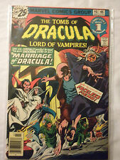 The Tomb of Dracula Volume 1 #46 (Marvel, 1976) VF+ (8.5)