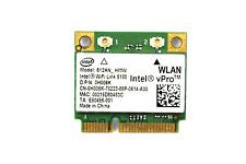 Wi - Fi WLAN Wireless Card Network Dell Mini PCI - E 512an_hmw 0h006k 5100 D34