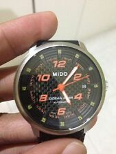 Mido Ocean Star Captain Automatic Rare Racing Carbon Kevlar Face Edition
