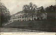 Piermont on Hudson NY Fort Comfort Inn c1905 Postcard