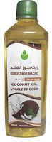 Pure Organic Virgin Coconut Oil Face Skin Care Removes Wrinkles Eczema 132
