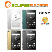 Brand NEW Sony Xperia Z5 E6683 Dual SIM 23MP 32GB 4G LTE Smartphone +32GB