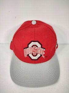 Ultra RARE VTG Ohio State Buckeyes Sports Specialties Script Snapback Hat 90's
