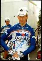 Rudy Patry Team SKALA Signed Autograph cycling Signé cyclisme cyclist biker
