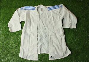 ADIDAS ORIGINAL 3 STRIPES JUDO JIU-JITSU KIMONO J200E SIZE YOUNG 150-160 CM //