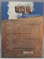 Vintage Magazine Ad Print Design Advertising Union 76 Oil Company