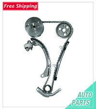 Timing Chain Kit Fit TOYOTA 1SZ-FE YARIS 1.0L 16V 2001-03,1SZ-FE ECHO w/VVT Gear