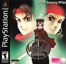 Arc The Lad Collection ps1 Super Zustand Schnell Versand