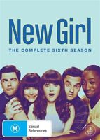 New Girl Season 6 DVD : NEW