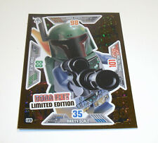 LEGO Star Wars Trading Card Game Serie 2 - LE9 Boba Fett Limited Edition