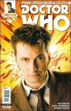 DOCTOR WHO 10TH #15 SUBSCRIPTION PHOTO COVER TITAN COMICS 2015