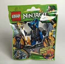 Lego ® Ninjago Snake mezmo serpiente Booster Pack 9555 nuevo & OVP polybag