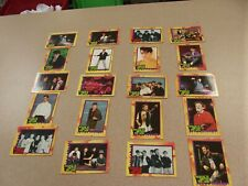 New Kids on the Block Nkotb 1989 Big Step Productions Trading Cards Set of 20