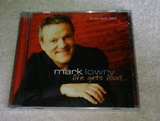 Life Gets Loud by Mark Lowry CD 2009 Gaither Music Group New Sealed Mint