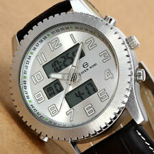 Unbranded Analog Round Wristwatches with Backlight