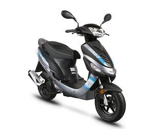 Roller GMX 460 Sport G 45 kmh Euro 5 4Takt 50ccm Straßenzulassung sparsam Mokick