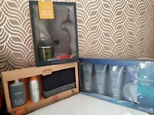 Fatface joules champneys Job Lot Bundle 3 Men's Gift Sets woolley hat mug bath