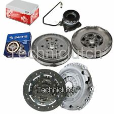 NATIONWIDE 2 PART CLUTCH AND SACHS DMF WITH FTE CSC FOR OPEL CORSA BOX 1.3 CDTI