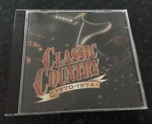 Classic Country [ Time Life ] - 1970  - 1974 - 2CD