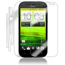 Skinomi Transparent Clear Full Body Phone Protector Film Cover for HTC One SV