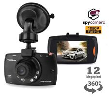 MINI DASH CAM TELECAMERA PER AUTO FULL HD CAR CAM DVR 1080p G SENSOR REGISTRA