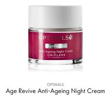 Age Revive Anti-Ageing Night Cream by Oriflame, 50ml New *Sale*