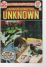 From Beyond the Unknown #24