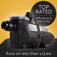 EcoPump EP-6 1.5 / 1 1/2  HP Swimming Pool Pump   Energy Star Certified